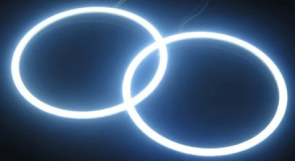 COB LED Halo Rings