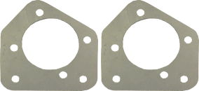 2002 BMW Rear Disc Brake Brackets