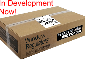 electric window regulators